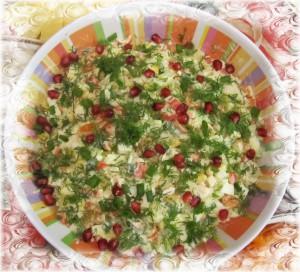 salat kresenski